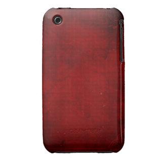 Fodral för blackberry curve för vintageGrungedesig iPhone 3 Case-Mate Cases