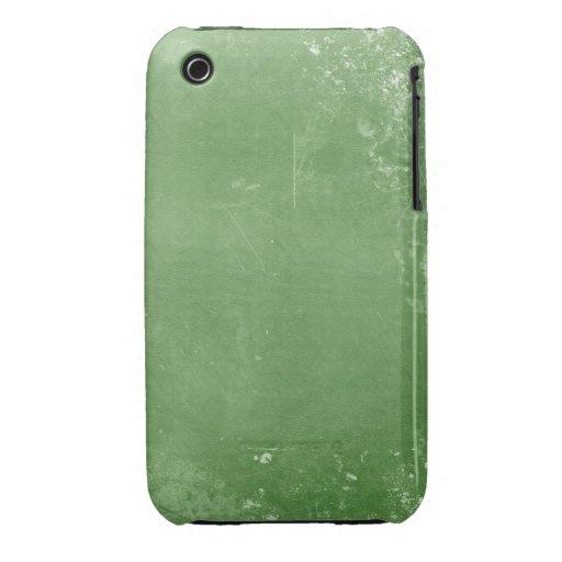 Fodral för blackberry curve för vintageGrungedesig iPhone 3 Hud