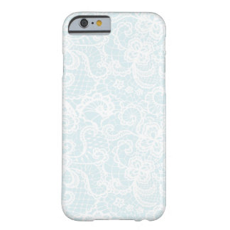 Fodral för blåttsnöreiPhone 6 Barely There iPhone 6 Fodral