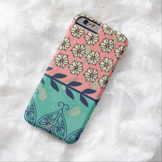 Fodral för Boho daisyiPhone 6 Barely There iPhone 6 Skal