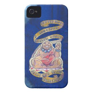 Fodral för Buddha citationsteckeniPhone 4 Case-Mate iPhone 4 Case