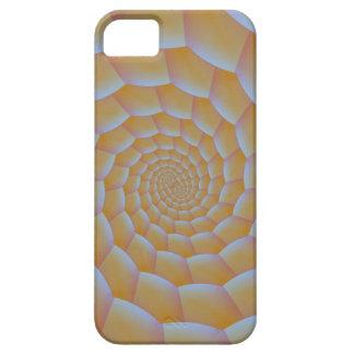 Fodral för Caterpillar spiralt iPhone 5 iPhone 5 Cover