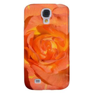Fodral för citron- och orangeroSamsung galax S4 Galaxy S4 Fodral