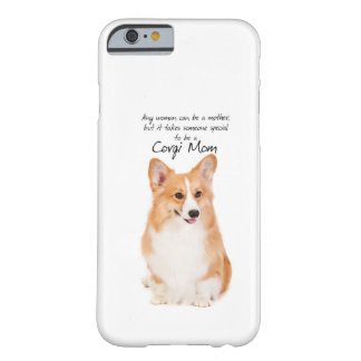 Fodral för CorgimammaiPhone 6 Barely There iPhone 6 Skal