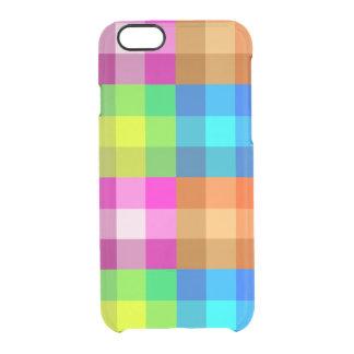 Fodral för deflektor för regnbågeplädiPhone 6s
