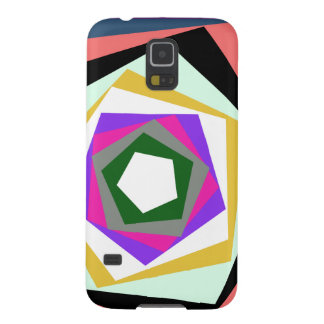 Fodral för Digital blomgalax s5 Galaxy S5 Fodral