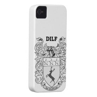 FODRAL FÖR DILF-VAPENSKÖLD IPHONE 4 Case-Mate iPhone 4 SKYDD