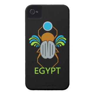 Fodral för EGYPTENSCARABblackberry bold iPhone 4 Hud