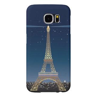 Fodral för Eiffel tornSamsung galax S6 Galaxy S5 Fodral