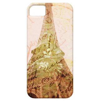 Fodral för Eiffel torntelefon iPhone 5 Case-Mate Skal