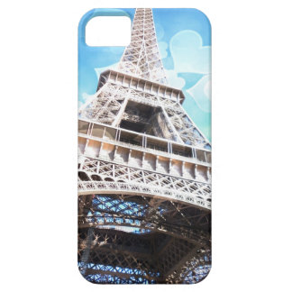 Fodral för Eiffel torntelefon iPhone 5 Cover