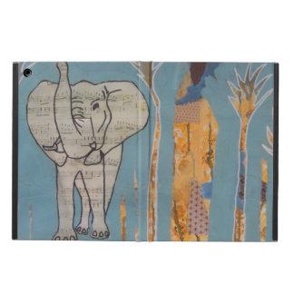Fodral för elefantmusikiPad
