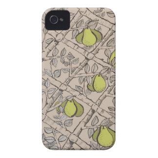 Fodral för Espallier Pearblackberry bold Case-Mate iPhone 4 Skal