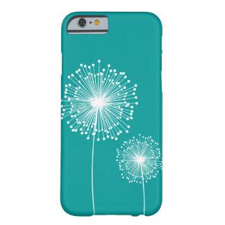 Fodral för FÄRG för modern maskrosblomma Barely There iPhone 6 Skal