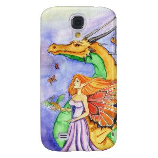 Fodral för fe- och drakeiPhone 3GS Galaxy S4 Fodral