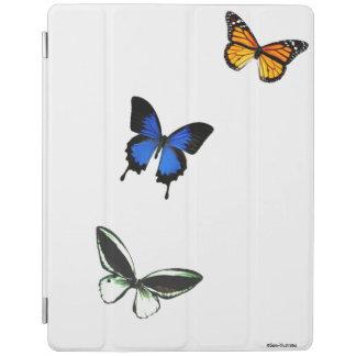 Fodral för fjärilsmönsteriPad iPad Skydd