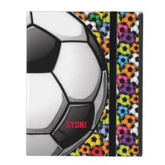 Fodral för fotbolldesigniPad 2/3/4