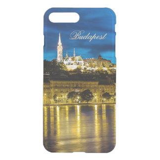 Fodral för frikänd för plus för Budapest iPhone