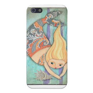 Fodral för fullföljande för sjöjungfruiPhone 5C iPhone 5 Cases