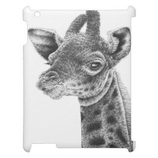 Fodral för giraffkalviPad iPad Mobil Skydd