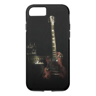 Fodral för gitarr- och ampere-iPhonetuff