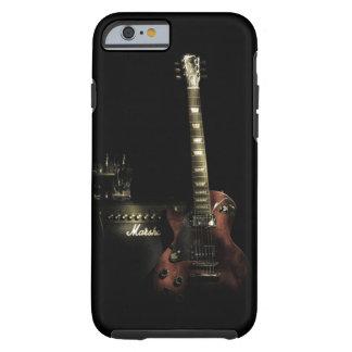 Fodral för gitarr- och ampere-iPhonetuff Tough iPhone 6 Skal