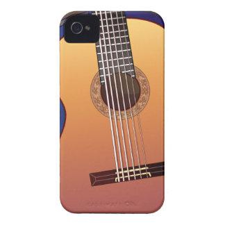 Fodral för gitarriPhone 4 Case-Mate iPhone 4 Skal