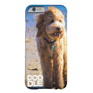 Fodral för Goldendoodle clubdoodleiPhone 6! Barely There iPhone 6 Skal