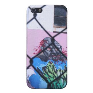 Fodral för grafittiiPhone 4 iPhone 5 Skydd