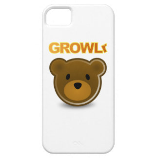 Fodral för GROWLr iPhone 5 iPhone 5 Case-Mate Cases