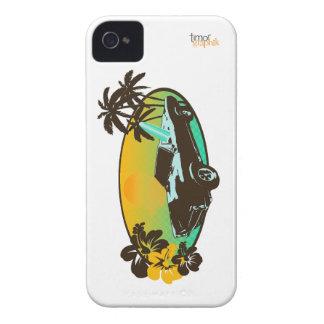 Fodral för GTO-solnedgångtelefon Case-Mate iPhone 4 Fodraler