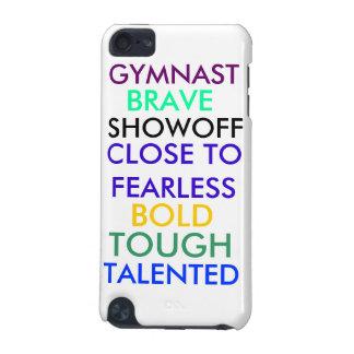 Fodral för gymnastikiPod 5th gen iPod Touch 5G Fodral