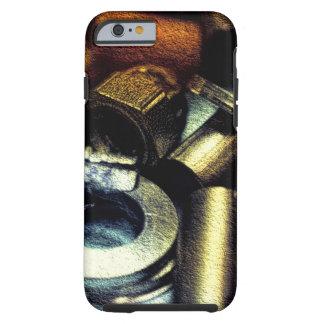 Fodral för handymancelltelefon tough iPhone 6 case