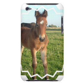 Fodral för hästföliTouch Barely There iPod Fodral