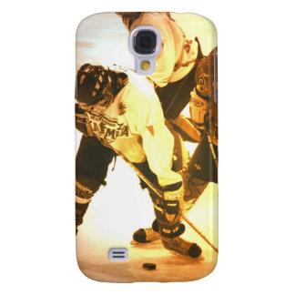 Fodral för hockeyiPhone 3G Galaxy S4 Fodral
