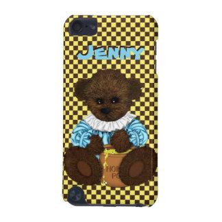 Fodral för honungkrukaBjörn-iPod 5g handlag iPod Touch 5G Fodral