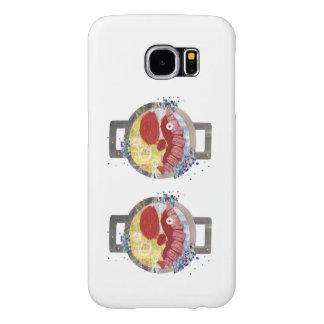 Fodral för hummerstrandSamsung galax S6 Samsung Galaxy S6 Fodral