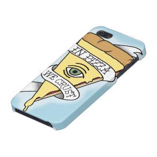 Fodral för Illuminati PizzaParti iPhone 5/5s iPhone 5 Fodraler
