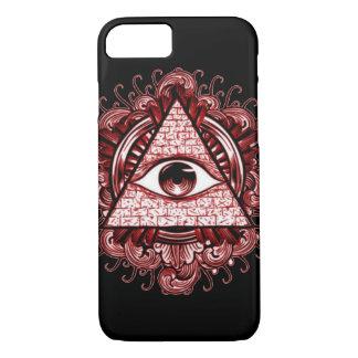 Fodral för Illuminati symboliPhone 7
