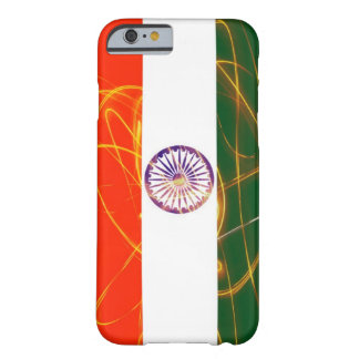 Fodral för Indien flaggaiPhone 6/6s Barely There iPhone 6 Fodral