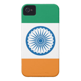 Fodral för Indin flaggaiphone 4/4S iPhone 4 Hud