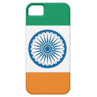 Fodral för Indin flaggaiphone 5 iPhone 5 Skydd