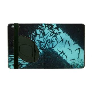 Fodral för iPad 2/3/4 för blåttsvartfisk med