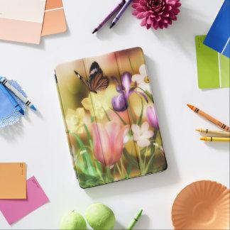 Fodral för iPad för fantasifjärilsträdgård pro iPad Pro Skydd