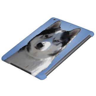 Fodral för iPad för hund för Sled för siberian