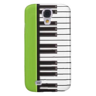 fodral för iPhone 3G - pianot stämm på limefrukt Galaxy S4 Fodral