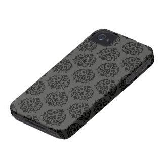 Fodral för iPhone 4/4s för Victorian dekorativt iPhone 4 Skal