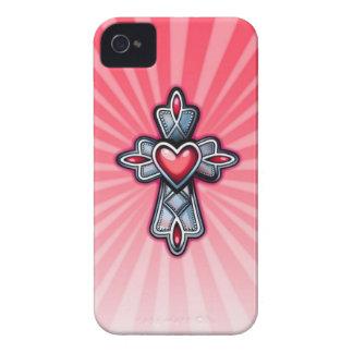 Fodral för iPhone 4 för för evigthjärtakor iPhone 4 Skydd