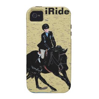 fodral för iPhone 4 för iRide rid-