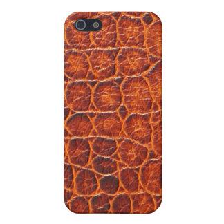 fodral för iPhone 4 - krokodilen flår iPhone 5 Cover
